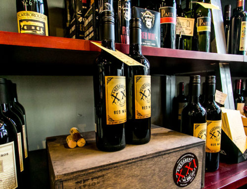 Curated European and Domestic Wines